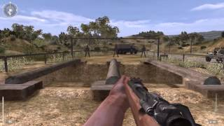 getlinkyoutube.com-01. Medal of Honor: Pacific Assault - Realistic Difficulty Walkthrough - Intro & Boot Camp