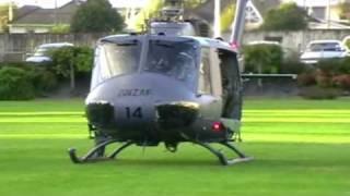 getlinkyoutube.com-NZDF -  ARMY - RNZAF 3 SQN UH-1H NZ3814 - HAMILTON