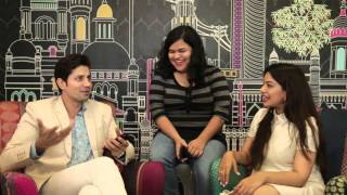 getlinkyoutube.com-In Conversation With Sumeet Vyas & Nidhi Singh | TVF Permanent Roommates