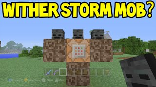 getlinkyoutube.com-Minecraft Unlikley Features - The WITHER STORM MOB!