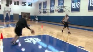getlinkyoutube.com-Anthony Davis workout - NBA Draft 2012