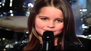 getlinkyoutube.com-Demonic inspired little girl sings on America's Got Talent
