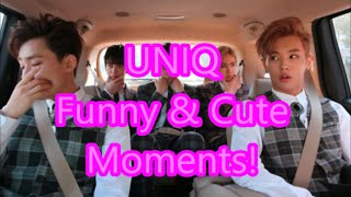 getlinkyoutube.com-[Must Watch!] UNIQ - Funny & Cute Moments!