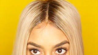getlinkyoutube.com-How to Make a Lace Front Look Natural