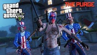 getlinkyoutube.com-THE PURGE!! - Episode 5 (GTA 5 Mods)