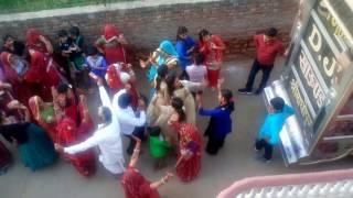 getlinkyoutube.com-Rajasthani Wedding Video | Shekhawati Wedding Dance Video 2016
