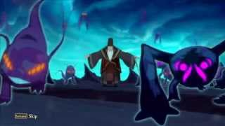 getlinkyoutube.com-The Legend of Korra   Final Battle , Korra Sayajin   MODE Avatar ON