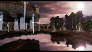getlinkyoutube.com-Minecraft Cinematic - City of Youth
