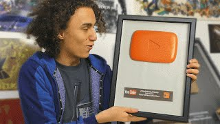 getlinkyoutube.com-ORANGE YOUTUBE PLAYBUTTON REWARD! (3,000,000 SUBSCRIBERS SPECIAL!)