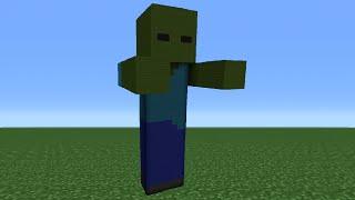 getlinkyoutube.com-Minecraft Tutorial: How To Make A Zombie Statue