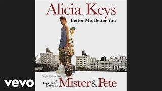 Alicia Keys - Better You, Better Me