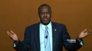 Dr. Ben Carson Presidential Announcement