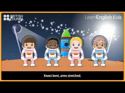 The Hokey Cokey | Nursery Rhymes & Kids Songs | LearnEnglish Kids | British Council