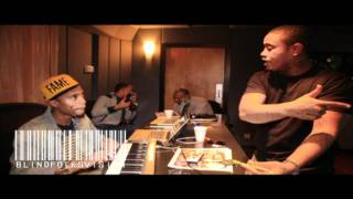 Waka Flocka & B.o.B. en Studio