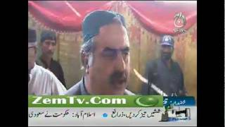 getlinkyoutube.com-Sardar ali mohamd qalandrani joins PML. N with tribels. jalsa in tootak, Sardar Sanaullah Zehri