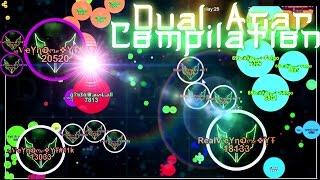 Dual Agar Compilation #01 | Win, Fail & Funny moments