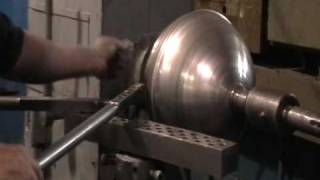 getlinkyoutube.com-Metal Spinning,