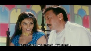 getlinkyoutube.com-Shweta Menon Seduces Jackie Shroff (Bandhan)