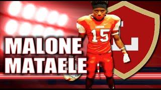 getlinkyoutube.com-Malone Mataele '18 : Orange Lutheran (CA) Freshman
