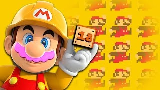 getlinkyoutube.com-100 MARIO CHALLENGE | Mario Maker #18