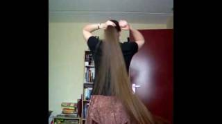 getlinkyoutube.com-straight hair - low elastic