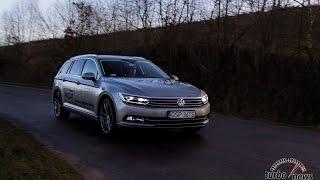getlinkyoutube.com-2016 Volkswagen Passat B8 2.0 TDI DSG 150 KM Highline - polski test [PL]