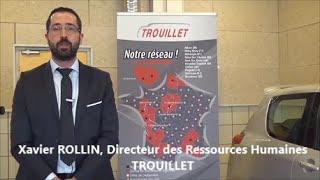 Carrosserie construction et réparation Partenariat TROUILLET GARAC