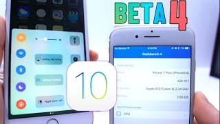getlinkyoutube.com-iOS 10.1 Beta 4 Released What's New ! & Follow up on Glitches