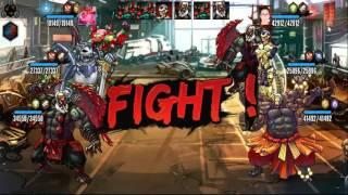 getlinkyoutube.com-Mutants Genetic Gladiators ( PvP Fights 13 )
