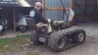 getlinkyoutube.com-Гусеничный трактор, сделай сам 5