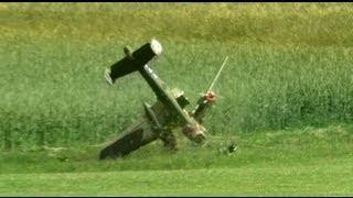 getlinkyoutube.com-B-25 Crash