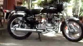 getlinkyoutube.com-New Royal Enfield Bullet Electra 5s