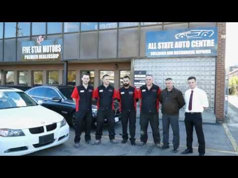 FIVE STAR MOTORS & ALL STATE AUTO CENTRE