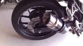 Exhaust cb500f 2016