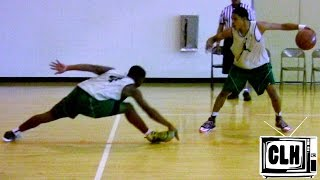 getlinkyoutube.com-Ankle Breakers, Crossovers, and Handles - Damon Harge, Johnathan McGriff, Tyler Ulis