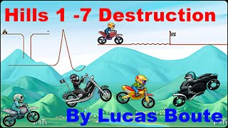 getlinkyoutube.com-Hills 1-7 Destruction by Lucas B.