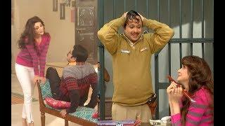 Bhabhi Ji Ghar Par Hai | OMG! Anita Bhabhi ROMANCE With Tiwari & Happu Singh | भाभी जी घर पर हैं