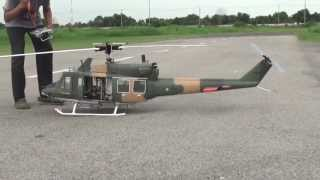 getlinkyoutube.com-TopTames Jul 7 13 VARIO Bell 212 Twinjets