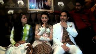 getlinkyoutube.com-Shireen- Teuku Wisnu Fitting Baju Akad Nikah
