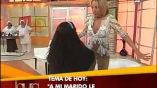 """getlinkyoutube.com-Laura Bozzo - """"No me agarre la Teta"""""""