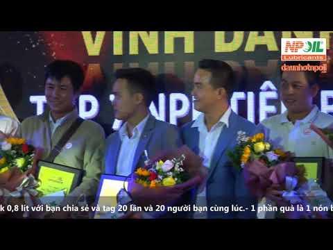 NPOIL - VINH DANH TOP 7 NPP TIÊU BIỂU NĂM 2020