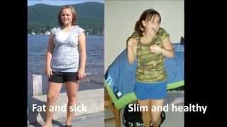 getlinkyoutube.com-Amazing Before and Afters Body Transformations | The 80/10/10 Raw Vegan Diet