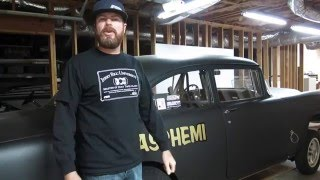 Finnegan's Garage Ep.1: Check out Finnegan's Junk