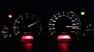 getlinkyoutube.com-Proton Waja CPS 140-210km/h @ 5th Gear