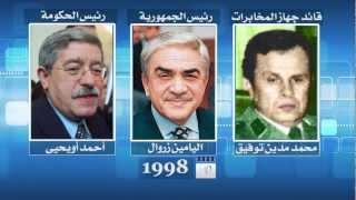 getlinkyoutube.com-قادة المخابرات، رؤساء الجمهورية والحكومة .الجزائر