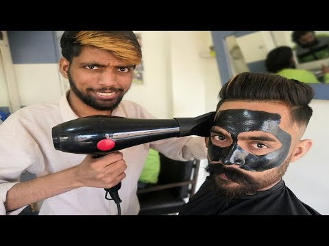 Download Thumbnail For Best New Hairstyle For Men 2019 Boys Black