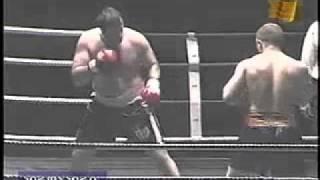 getlinkyoutube.com-BOXING.TBILISI 17 10 2003 г. Ричард Шрайгер против GEORGE KANDELAKI