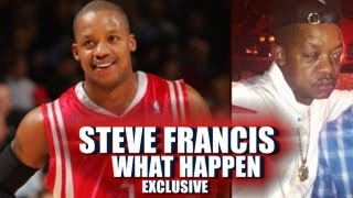 getlinkyoutube.com-Steve Francis 'what happen' Remembering Steve francis