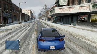 getlinkyoutube.com-GTA5オンライン オンラインで雪国に行く方法!!裏技 【ノースヤンクトン】