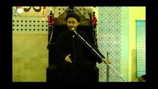getlinkyoutube.com-Moulana Shahenshah HUssain Naqvi 2015 Majlis